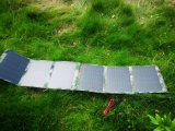 60W陸軍省無線のFoldable太陽エネルギーの充電器袋