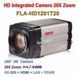 lente de zoom óptica 20X 1080P Cámara de la videoconferencia