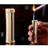 Ehrliches windundurchlässiges Flamme-Fackel-Zigaretten-Butan-Gas-nachfüllbares Feuerzeug (ES-EB-063)