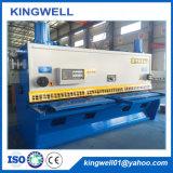 Machine de tonte de plaque métallique hydraulique avec le meilleur prix (QC11Y-16X3200)