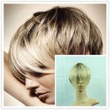 Capelli di Indin del Virgin, capelli umani fatti a macchina di 100%