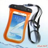 高品質プラスiPhone 6のための防水TPUのケースのバンパー