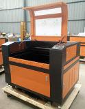 Engraver di legno di marmo 9060 del laser di vetro