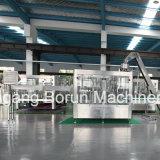 Plástico automático cheio máquina de enchimento engarrafada da água/linha de empacotamento automática