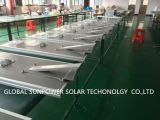 Réverbère solaire du système DEL de groupe électrogène solaire pour la maison