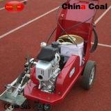 China-Kohle-Gummi u. laufende Spur-Plastikzeile Markierungs-Maschine