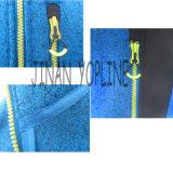 女性カチオンの染められたカチオンファブリックジャケットの陽イオン