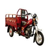 150cc motocicleta adulta da exploração agrícola do triciclo da roda da descarga 3 com carga