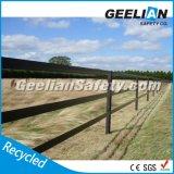 Schede di plastica impermeabili della rete fissa del vinile/recinzione di plastica di Eco