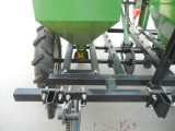 소형 트랙터 농업에 있는 공장 질을%s 가진 몬 2개의 줄 감자 재배자