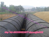 Das Large Diameter Corrugated Steel Pipe für Railway und Highway