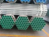 Tubi galvanizzati acciaio tuffati caldi standard BS1387 con l'estremità smussata