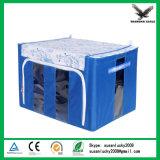 예를들면 Fsb0066 파란 색깔 큰 수용량 접히는 저장 상자