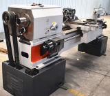 Alto precio horizontal de la máquina del torno del CNC del funcionamiento de coste Ck6163