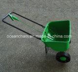 Тележка инструмента сеялки семени и удобрения