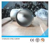 Coude égal sans joint de l'acier inoxydable Wp316L de norme ANSI