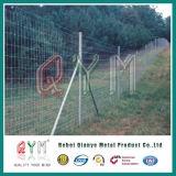PVC上塗を施してあるフィールド塀の農場の塀フィールド塀(中国の工場)