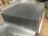 Heatsink en Ventilator Uitgedreven Aluminium Heatsink ISO 9001