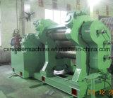 Drei Rollenkalandernde Gummimaschine/Gummikalender-Maschine