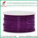 Vente chaude imprimante 1 kg de filaments 3D PLA