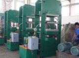 Presse de vulcanisation en caoutchouc de bâti \ corriger la vulcanisation de presse \ plaque