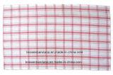 Подгонянная проверенная сплетенная Checkweave сортированная Placemat циновка таблицы полотенца чая цвета