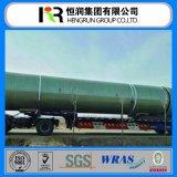 発電所の冷却の循環水のためのGRPの配水管の付属品