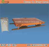 chariot plat électrique de transfert de grand longeron de la mesure 30T