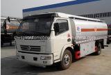 Dongfeng 8000 litros de depósito de gasolina Truk 8 toneladas reaprovisiona el carro de combustible