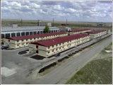 多階の鋼鉄アパートかオフィスビル(KXD-SSB1246)