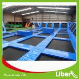 Área de trampolim inflável interno comercial fabricada na China