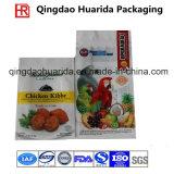 Malote laminado liso plástico do empacotamento de alimento, saco do alimento da classe do FDA