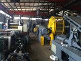 타이어 슈레더, 기계를 재생하는 타이어 슈레더