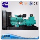 Двигатель дизеля тавра 1200kw/1500kVA Cummins производя установленный молчком тип