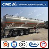 Cimcアルミ合金のタンカーのトレーラー