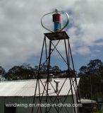 가로등을%s 400W 높이 능률적인 수직 Windturbine 발전기