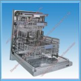 Machine van de Afwasmachine van het Roestvrij staal van de Prijs van de fabriek de Mini