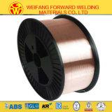 Fil de soudure d'Aws A5.18 Er70s-6 Aws A5.18 Er70s-G Chine