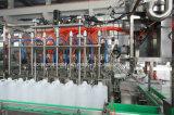 Máquina de embalagem de enchimento do petróleo verde-oliva