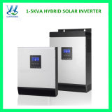 1kVA/2kVA/3kVA/4kVA/5kVAコントローラが付いている純粋な正弦波のハイブリッド太陽エネルギーインバーター