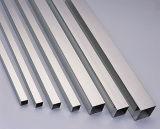 Труба квадрата нержавеющей стали ASTM A554 для украшения
