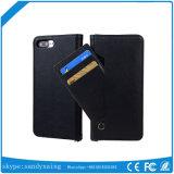 Samsung S7の端の多機能の回転式カードの携帯電話のホルスターの財布のタイプMicrofiber S7の柔らかい薬莢のための新しいの