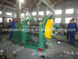Máquina de calandragem de borracha de três rolos / máquina de calendário de borracha