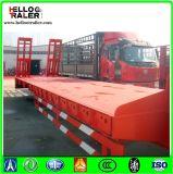 Remorques lourdes de Lowbed de transport de machine à vendre