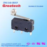 Qualitäts-Minimikroschalter mit ENEC/UL Bescheinigungen