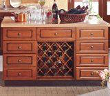 가정 Furniture European Style Wood Kitchen Furniture/Kitchen Faucet Kitchen Taps Furniture와 Kitchen Countertop Tradition Solid Wood Kitchen Cabinet