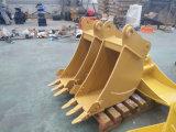 Mini cubeta da máquina escavadora feita em China