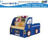 Мебель Hc-3708 детей шкафа хранения Bookcase автомобиля деревянная