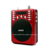 Speech/Teaching/Promotion/Tour Guid (F37)를 위한 음성 Amplifier 또는 Bluetooth Speaker