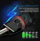 Eben Diamant-Selbstausgleich E-Roller mit Griff u. Bluetooth Lautsprecher